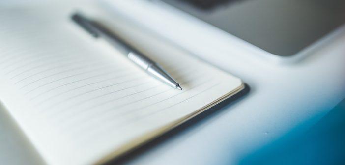 Hvordan skrive – planleggingsfasen